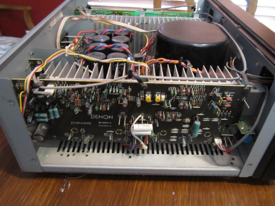 Denon poa-2400 user manual