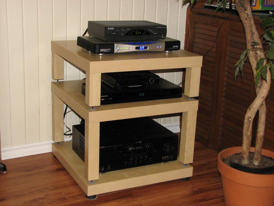 my new very affordable 39 audio rack 39 page 2 steve hoffman music forums. Black Bedroom Furniture Sets. Home Design Ideas