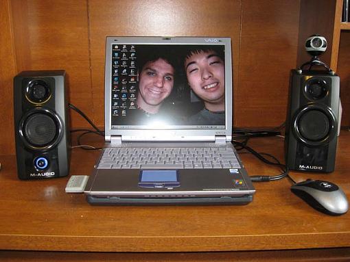 M-Audio Speakers-img_0496.jpg