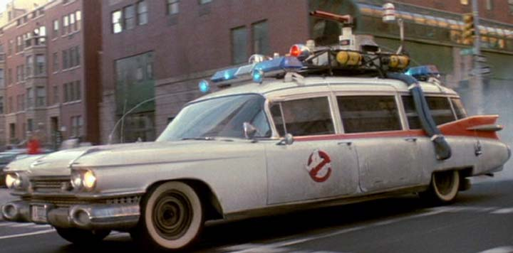 20 best TV and movie cars