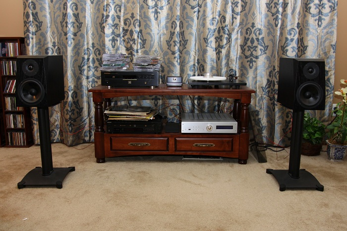 Building Your Own Hifi Rack Stacking Amp On Top Of Cd Player