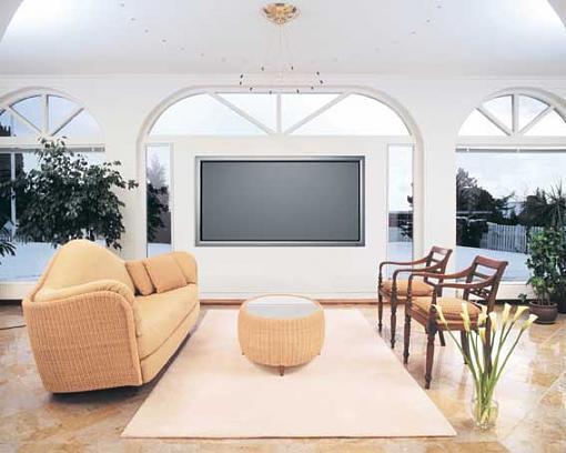 Award-Winning Front Screen Technology from dnp denmark-living-room-notflexpost.jpg