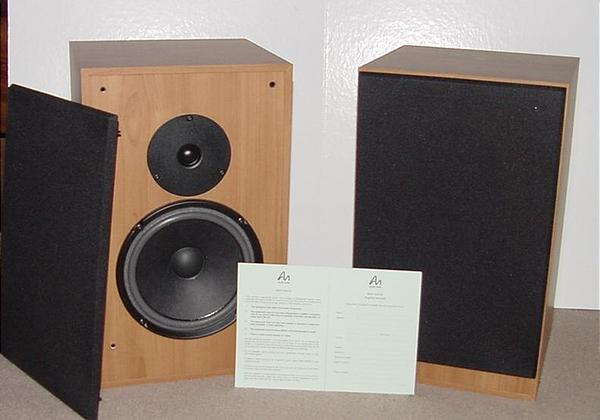Master Bedroom Stereo Speakers Audio Note Ax Two