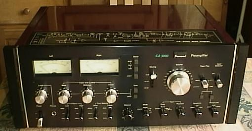"What, exactly, makes a unit ""vintage"" as opposed to just old?-sansui_ca3000a.jpg"