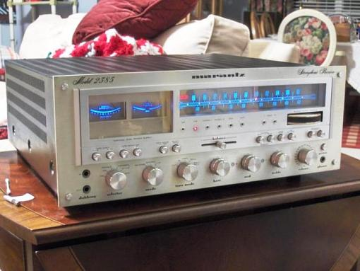 Check This Beast out, Guys! A Cherry Marantz 2385!-picture%2520655.jpg